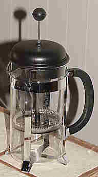 our Bodum French Press